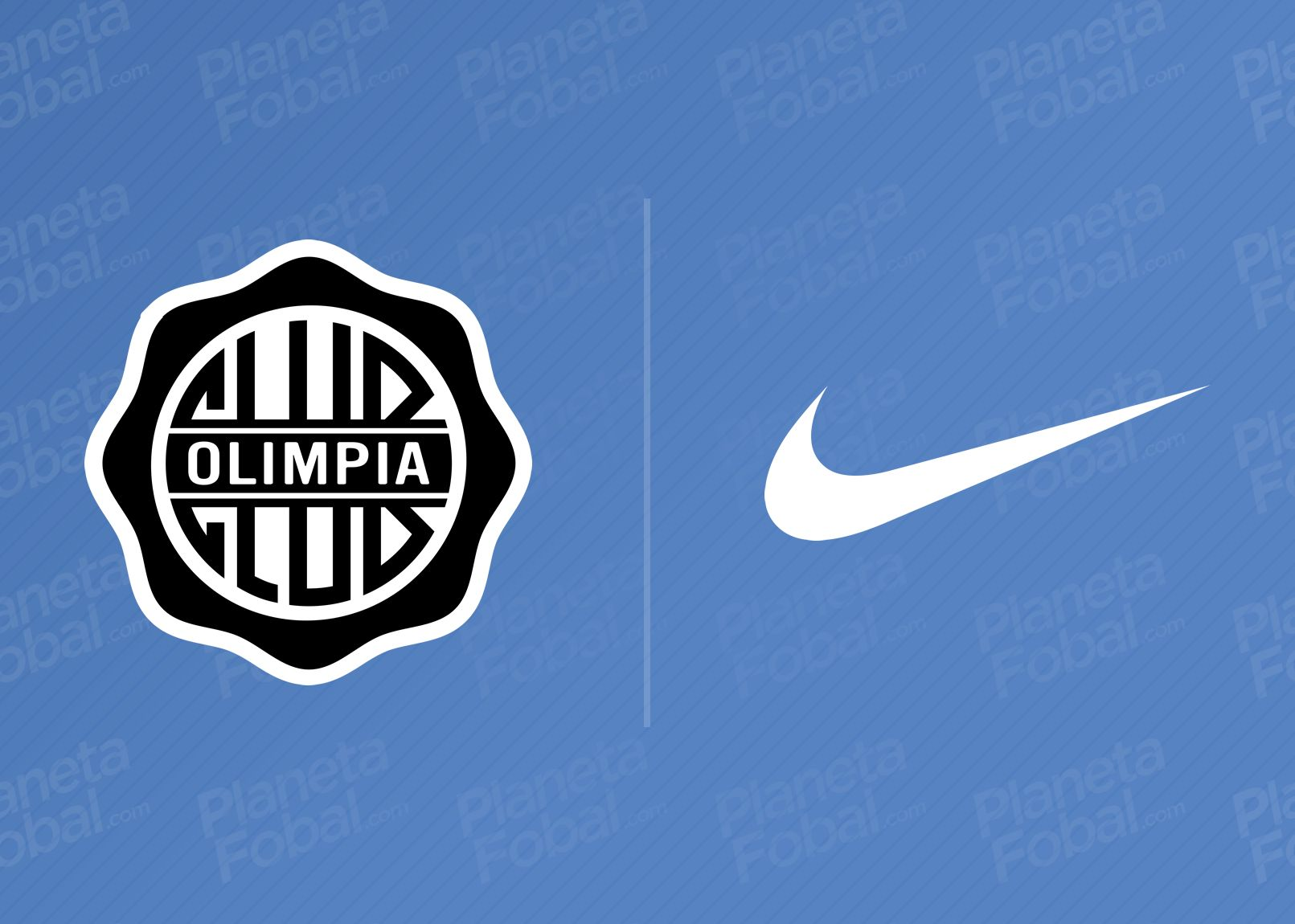 Desde 2022 Nike vestirá al Club Olimpia