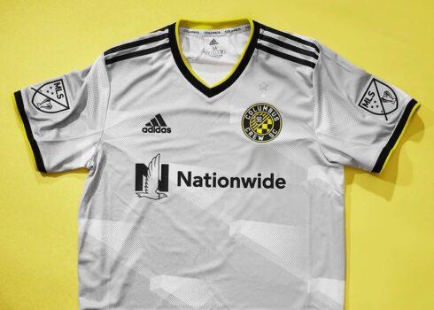 Camiseta adidas del Columbus Crew 2021/22