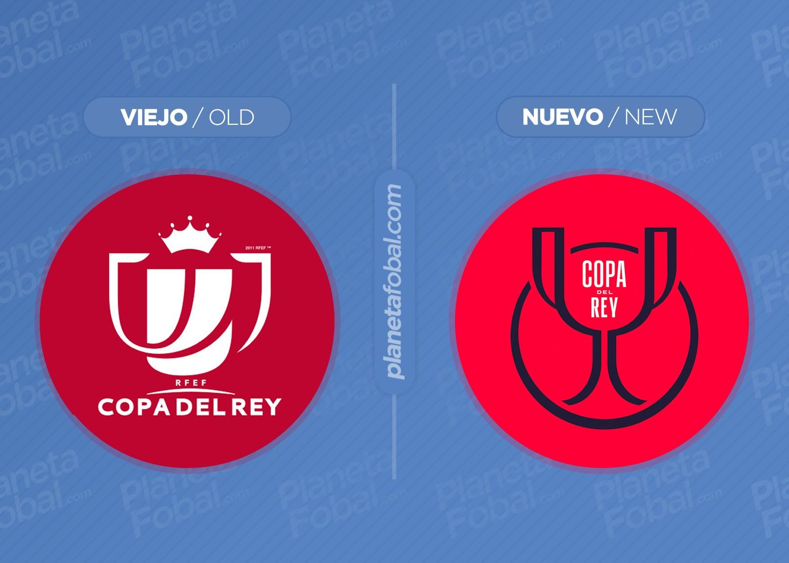 Nuevo logo de la Copa del Rey de España