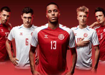 Camisetas Hummel de Dinamarca 2021