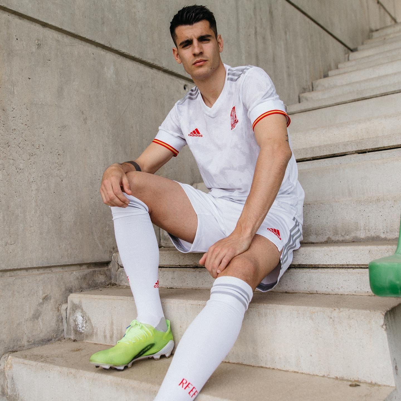 Camiseta suplente adidas de España 2021