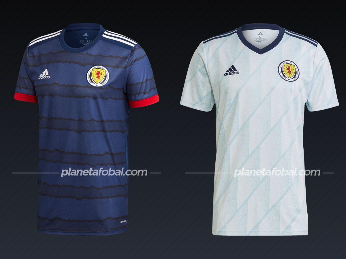 Escocia (adidas)   Camisetas de la Euro 2020