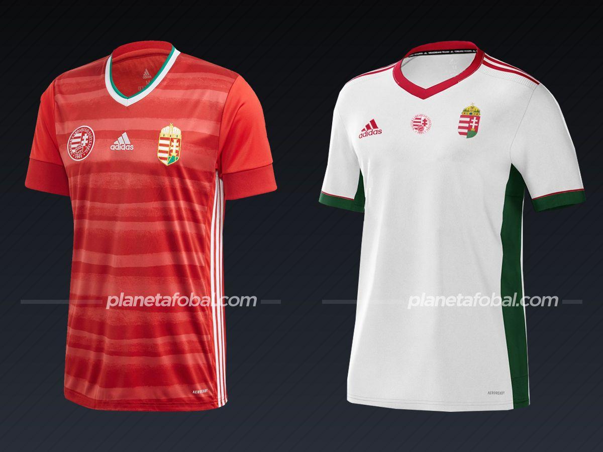 Hungría (adidas)   Camisetas de la Euro 2020
