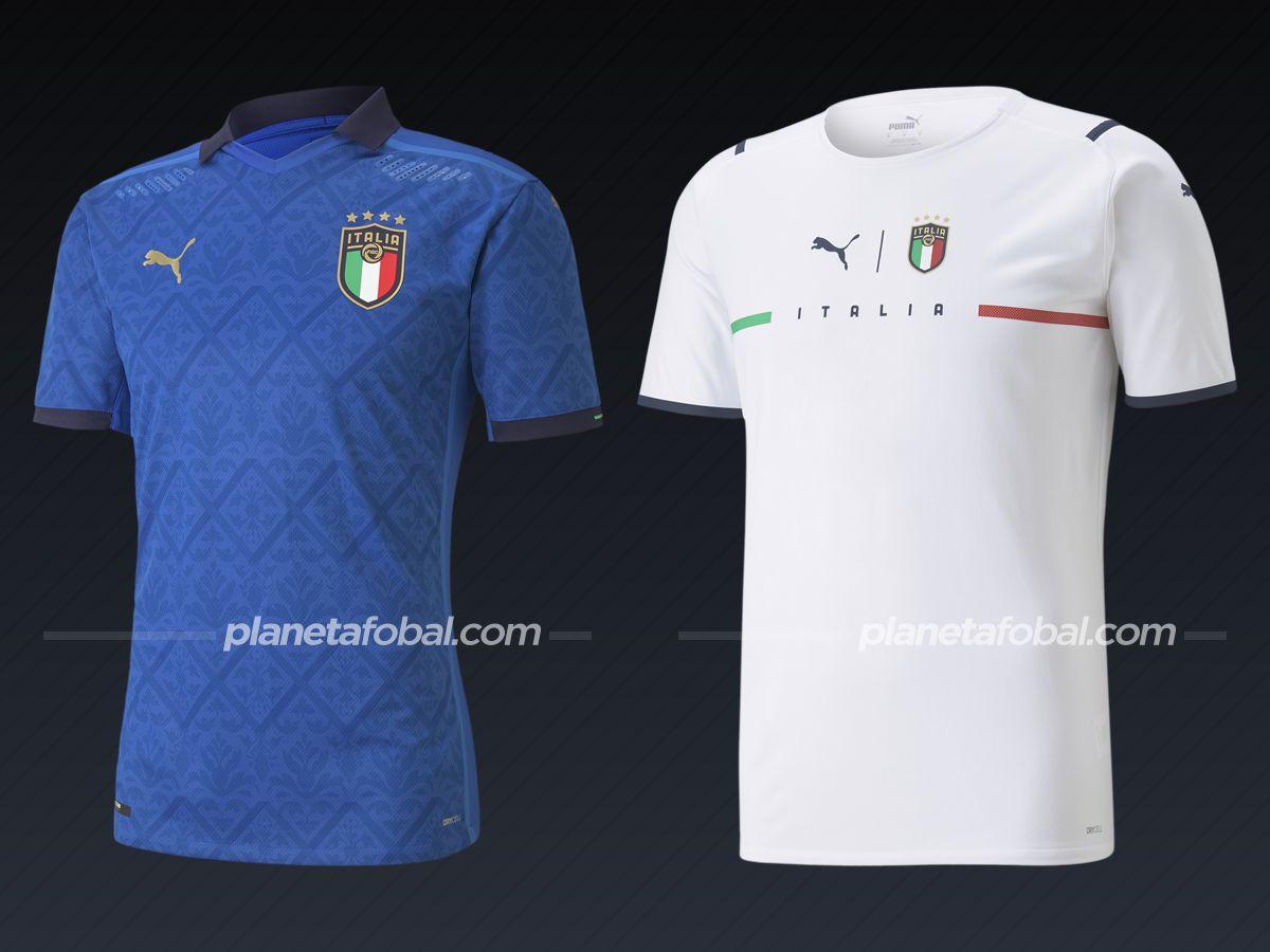 Italia (Puma)   Camisetas de la Euro 2020