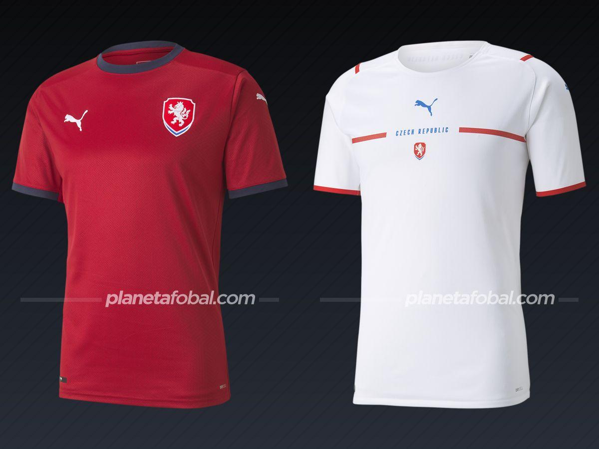 República Checa (Puma)   Camisetas de la Euro 2020