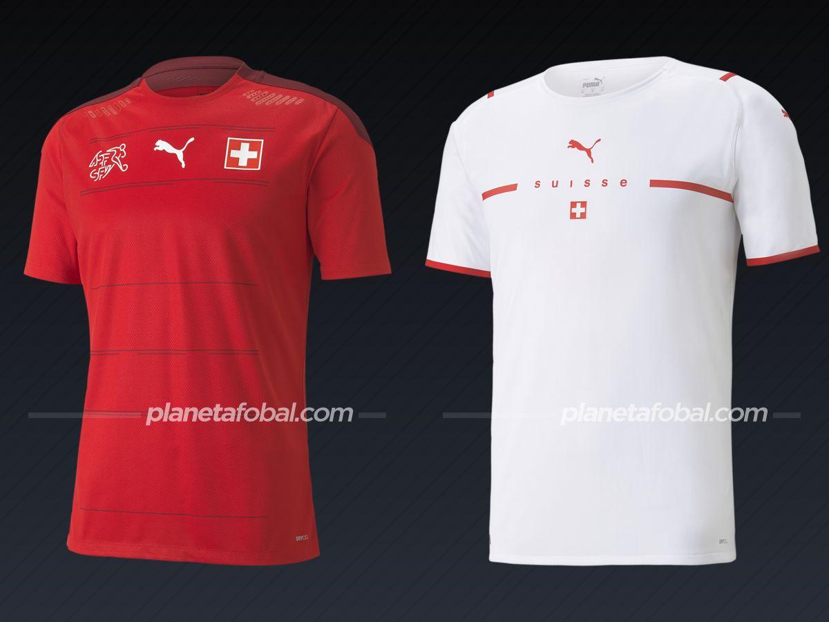 Suiza (Puma)   Camisetas de la Euro 2020