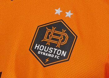 Camiseta adidas del Houston Dynamo 2021/22