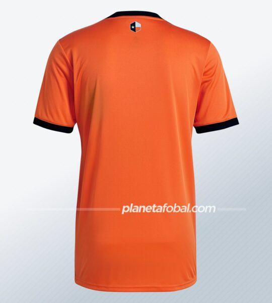 Camiseta adidas del Houston Dynamo 2021/22