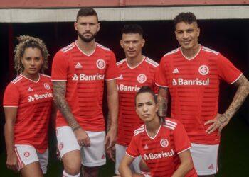 Camiseta adidas del SC Internacional 2021 | Imagen Web Oficial