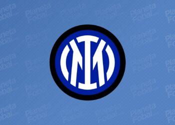 Nuevo escudo del Inter Milano 2021