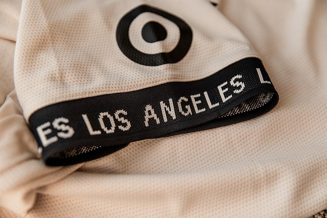 Camiseta suplente adidas de Los Angeles FC 2021/22