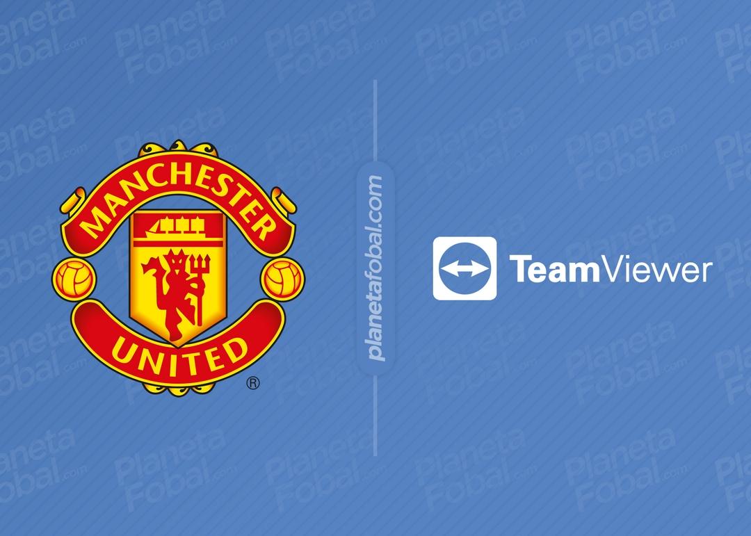 TeamViewer nuevo sponsor de la camiseta del Manchester United