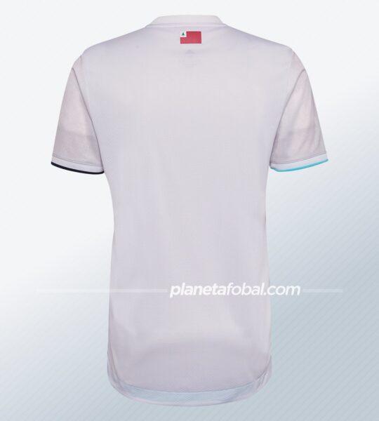 Camiseta suplente adidas del New England Revolution 2021/22