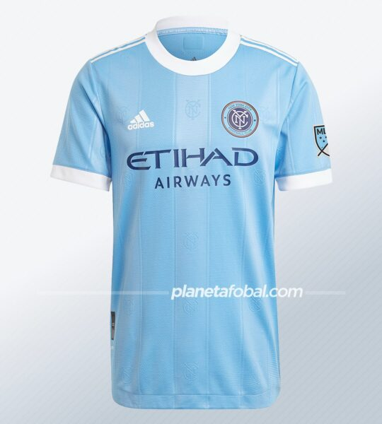 Camiseta adidas del New York City 2021/22