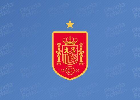 Nuevo escudo de la selección española