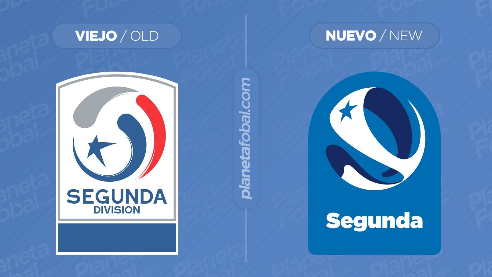 El nuevo logo del Campeonato Segunda | Imagen Web Oficial