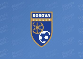 Kosovo presenta su nuevo escudo oficial | Imagen FFK