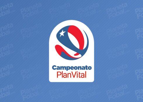 Nuevo logo del Campeonato Plan Vital de Chile | Imagen Web Oficial
