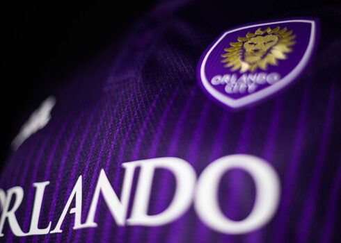 Camiseta adidas del Orlando City 2021/22
