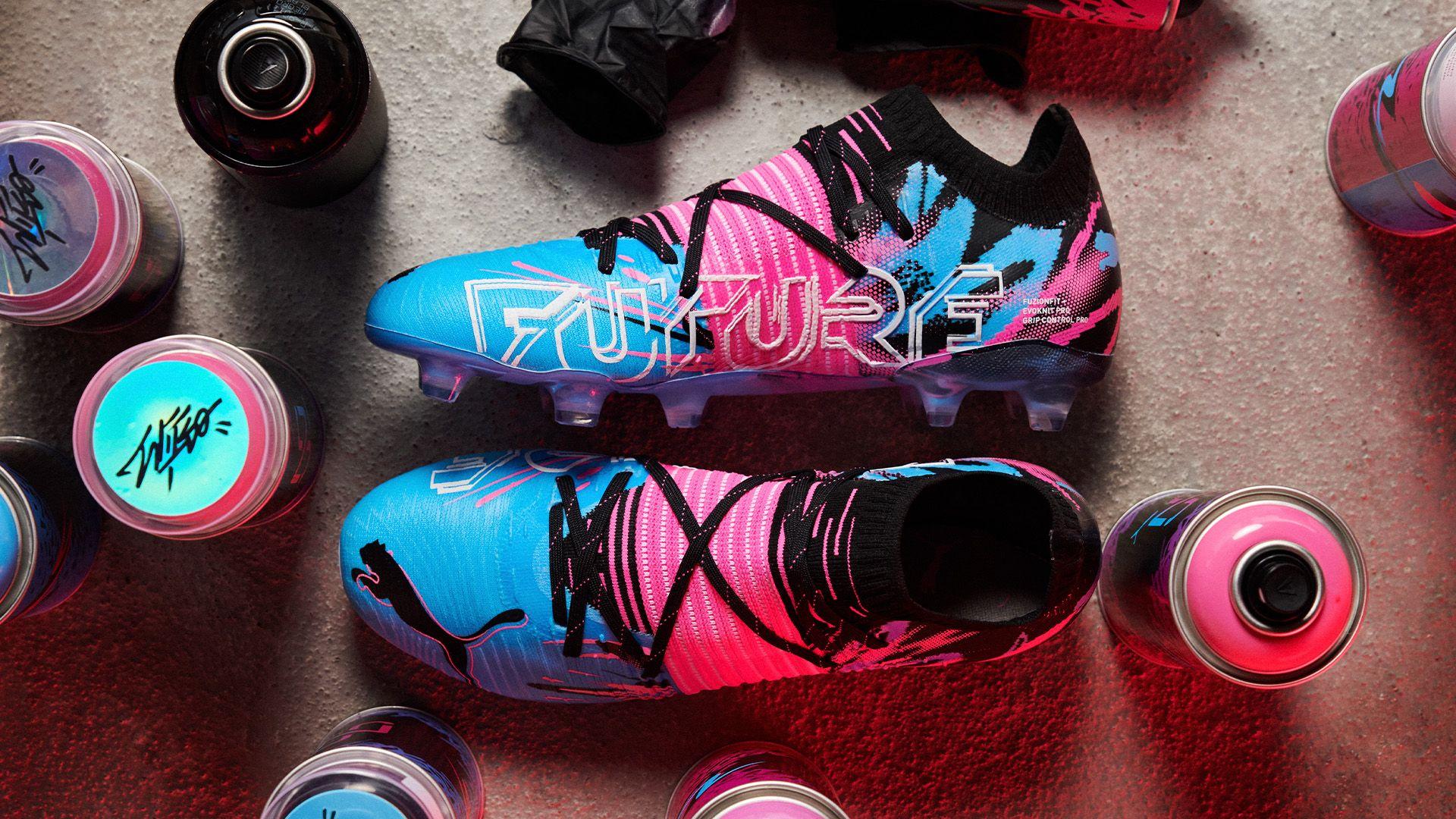 Botines Puma FUTURE Z Creativity de Neymar Jr.