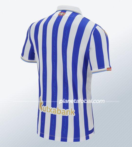 T-shirt Real Sociedad Macron