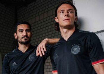 Camiseta suplente adidas de Alemania 2021 UEFA Euro