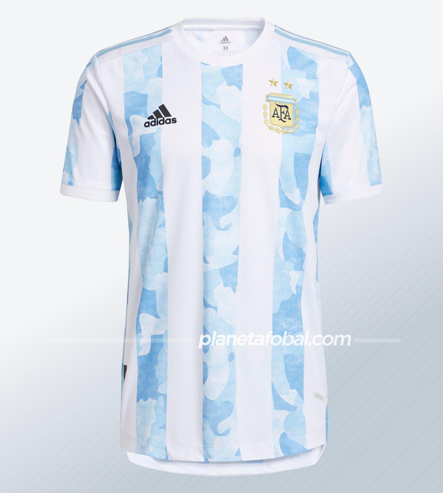 Camiseta adidas de Argentina 2021