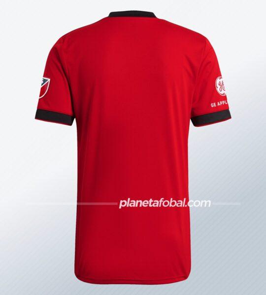 Camiseta adidas del Toronto FC 2021/22