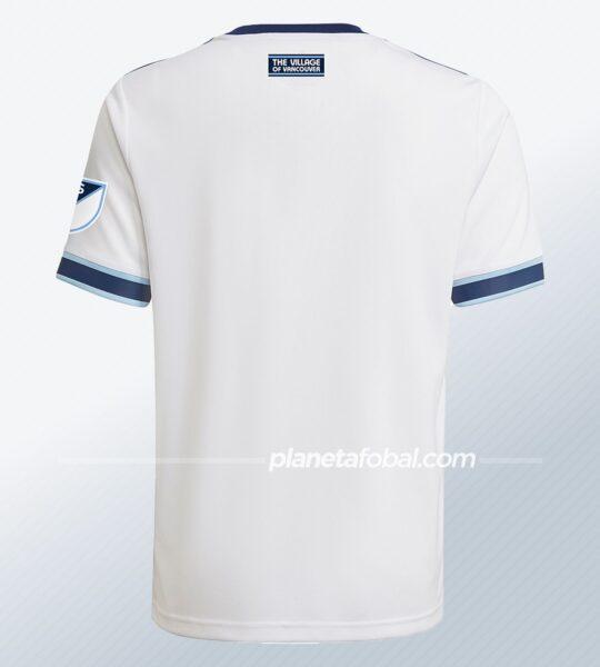 Camiseta adidas del Vancouver Whitecaps 2021/22