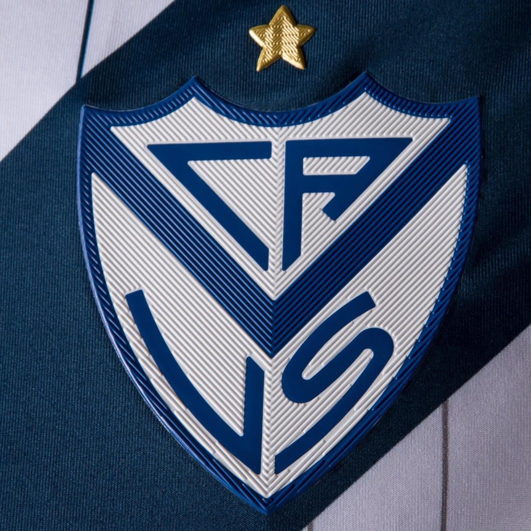 Camiseta Kappa de Vélez Sarsfield 2021