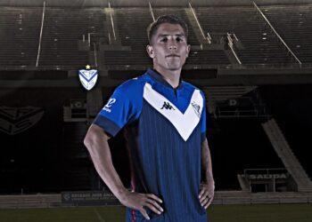 Camiseta alternativa Kappa de Vélez Sarsfield 2021