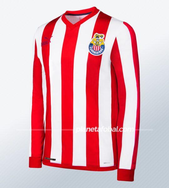 """Camiseta Puma de las Chivas de Guadalajara """"115 años"""""""