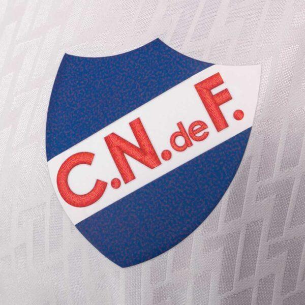 Camiseta Umbro de Nacional 2021 | Imagen Twitter Oficial