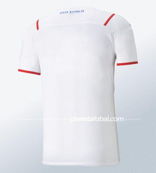 Camiseta suplente Puma de la República Checa 2021/22