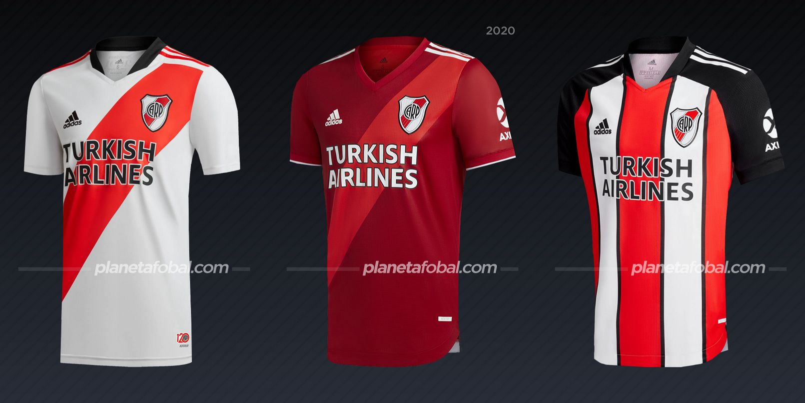 River Plate -Argentina- (adidas)