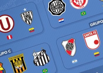Grupos de la Copa Libertadores 2021