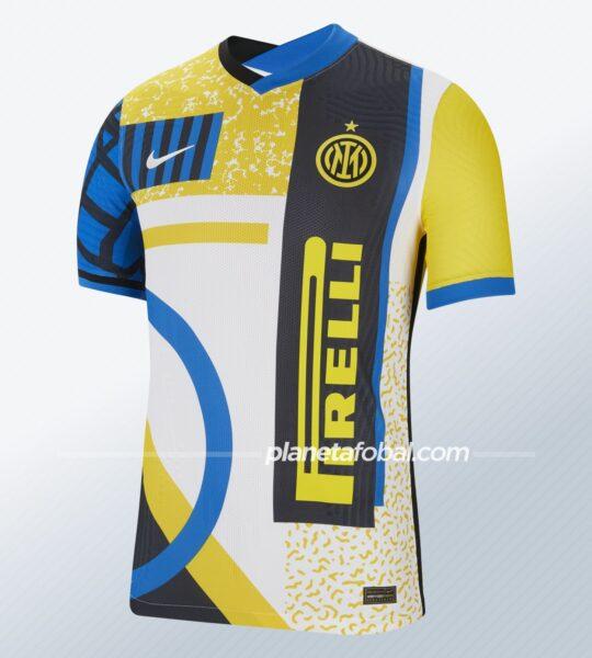 """Camiseta """"Edición Especial"""" Nike del Inter 2021"""