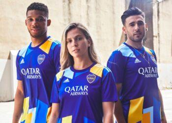 """Camiseta adidas de Boca """"Inspirada en Caminito"""" 2021"""