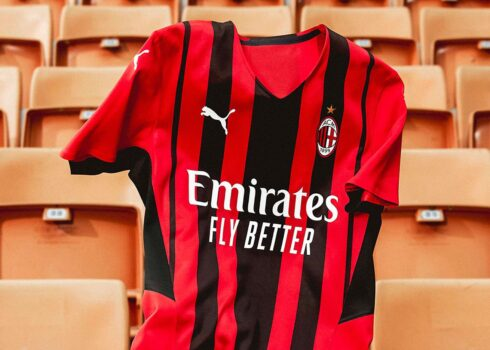 Camiseta Puma del AC Milan 2021/2022
