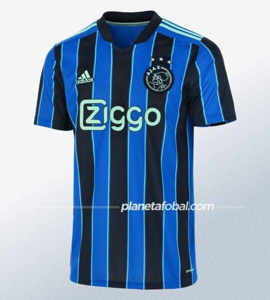 Camiseta suplente adidas del Ajax 2021/2022 | Imagen Web Oficial