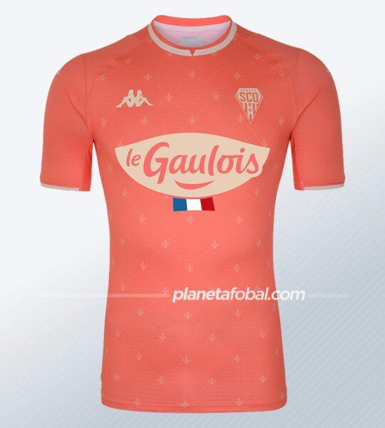 Tercera camiseta Kappa del Angers SCO 2021/22