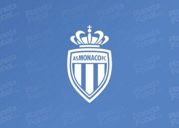 Nuevo escudo oficial del AS Monaco 2021   Imagen Web Oficial
