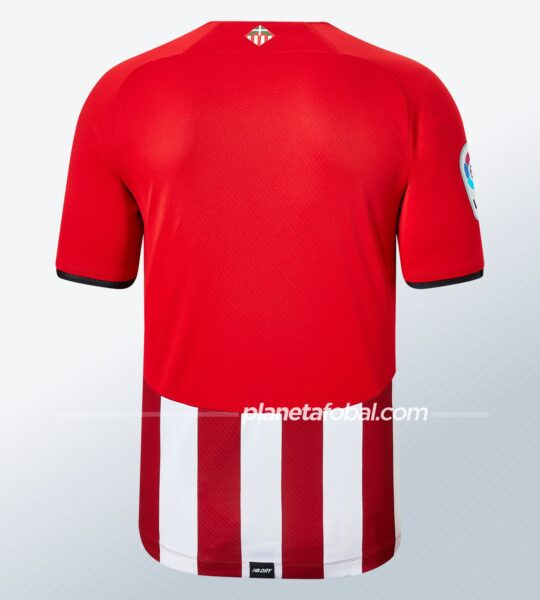 Camiseta New Balance del Athletic Bilbao 2021/22