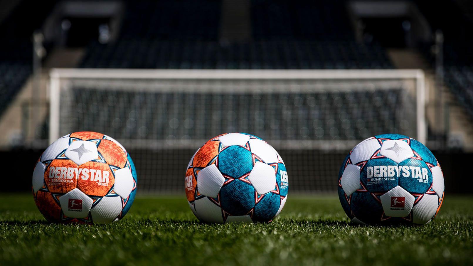 Balón Derbystar de la Bundesliga 2021/2022