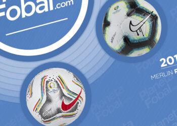 Balones oficiales Nike de la Copa América (2004-2021)