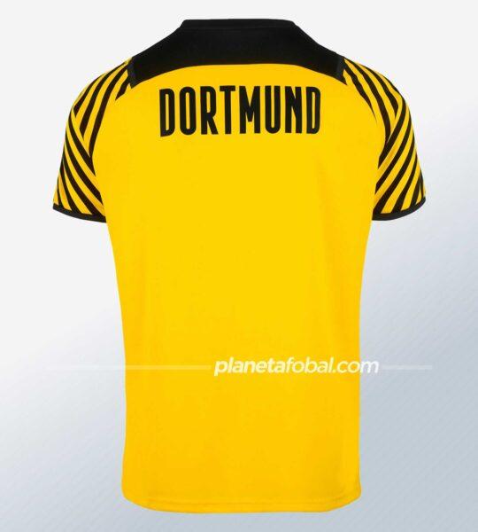 Camiseta Puma del Borussia Dortmund 2021/2022