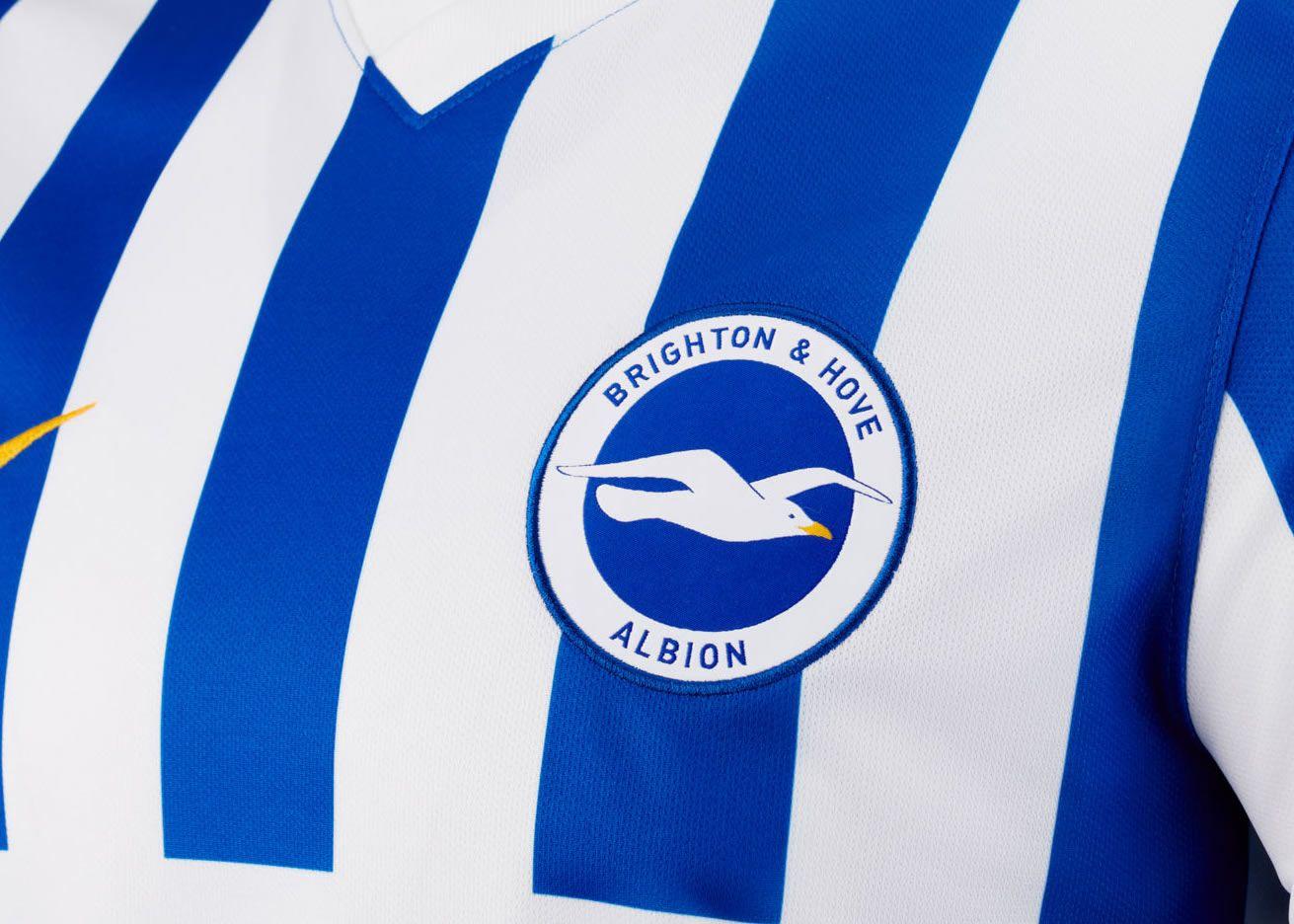 Camiseta Nike del Brighton & Hove Albion 2021/22 | Imagen Web Oficial