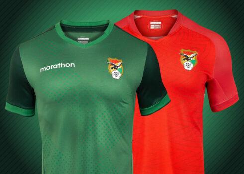 Camisetas Marathon de Bolivia Copa América 2021