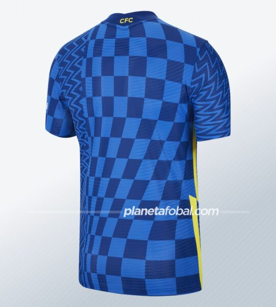 Camiseta Nike del Chelsea 2021/2022