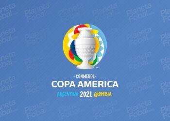 Camisetas de la Copa América 2021